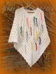 Mi nombre es Laura Barrios y te invito a conocer mi blog de tejidos.: Blanco.