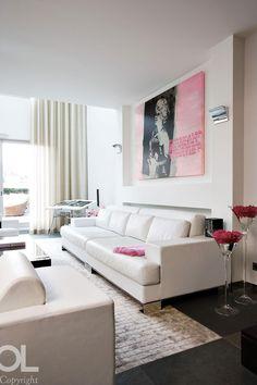 Privé   Appartements - Salon   Hélène et Olivier Lempereur