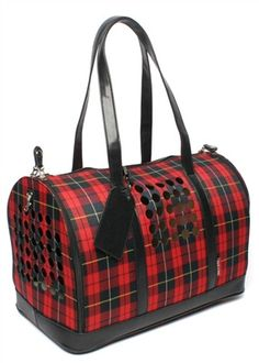 Tube Pet Carrier Tote