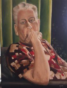 Han | olieverf - oil painting
