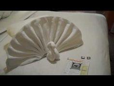 Towel Origami 5