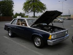 1980 Chevy Malibu