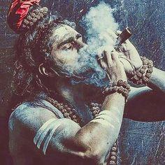 Lord shiva smoking chillum w Lord Shiva Hd Images, Lord Shiva Hd Wallpaper, Mahakal Shiva, Shiva Art, Aghori Shiva, Shiva Tattoo, Lord Shiva Painting, Buddha Painting, Lord Mahadev