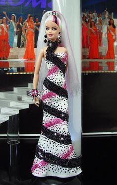 Barbie Miss Iceland 2013/2014