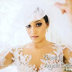 #Noivas com nossa produção de beleza .. ��  Venha  também viver essa emoção de ser produzida por nós, com consultoria de beleza para você  ser  #Única e  #Especial no seu dia. ��Contato (81) 996004787 watts #weddingday #casamento #bride #prewedding #diadanoiva #bridal #visagismo #noivalinda #noivas #sonhodenoiva #blogdenoivas  Foto @salatiel_cordeiro http://gelinshop.com/ipost/1526115237718994211/?code=BUt2bkWjS0j