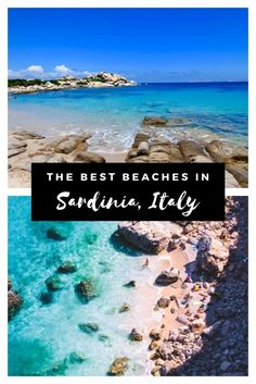 Italy has always been one of the most popular vacation spots for Europeans. Sardinia beaches are some of the most beautiful in Italy and the world! Italy Travel Tips, Europe Travel Guide, Travel Destinations, Travel Checklist, Travel Guides, European Destination, European Travel, Beach Trip, Beach Travel