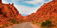 Valley of Fire Road, Nevada | 25 roads that everyone should drive in their lifetime