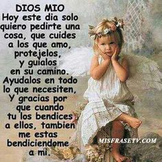 Good Night Prayer, Good Morning Good Night, God Prayer, Prayer Book, Positive Inspiration, Life Inspiration, Wish In Spanish, Easter Prayers, Prayer Images