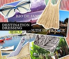 summer destinations .............perfect for the summer