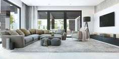 A list of 15 minimalist living room ideas for you to choose from Youth Rooms, Bedroom Nook, Living Room Pictures, Living Room Modern, Living Rooms, Minimalist Living, Home Decor Trends, Home Interior Design, Outdoor Furniture Sets