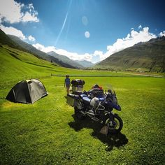 Bike Camp - Andermatt, Switzerland