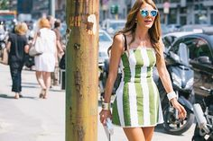 Style hero Anna dello Russo just loves mirrored sunnies!