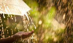 تفسير نزول المطر في المنام