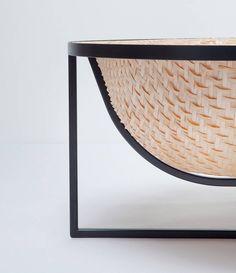 Beautiful Woven Wood Bathtub – Fubiz Media