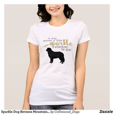 Sparkle Dog Bernese Mountain Dog