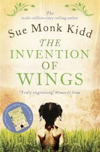 September's book club choice is The Invention of Wings by bestselling author, Sue Monk Kidd. We have 200 copies of this tale of two exceptional women to give away. Fill out the form and enter the draw by 22 August.  http://www.gransnet.com/life-and-style/books/the-invention-of-wings-sue-monk-kidd