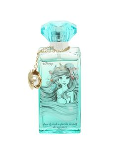 Disney The Little Mermaid Ariel Perfume | Hot Topic  @Kelsie Montgomery Elliott WHY DON'T I OWN THIS?!