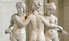 The lack of female genitals on statues seems thoughtless until you see it repeated.
