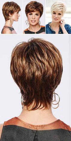 Bem na foto: O prático e jovial corte de cabelo curto repicado ⋆ De Frente Para O Mar