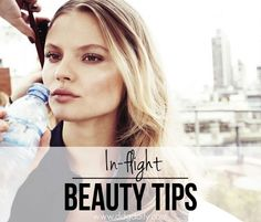 Jet-setter: How to keep a long-haul flight from messing with your skin