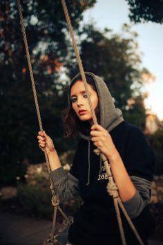 Sammie @ Freedom Models shot by Chase Zalewski  Styling by Karolyn Pho
