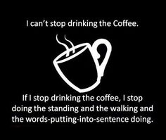 Hahahahaha!!! This totally happened today morning!