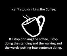 cindersk:  Caffeine… Aiding evolution for centuries.