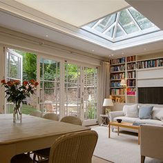Image gallery showing recessed blinds in windows, gables and skylights. Curtains For Bifold Doors, Blinds And Curtains Living Room, Skylight Blinds, Blinds For Windows, Window Blinds, Design Your Dream House, House Design, Modern Skylights, Skylight Design
