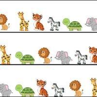 Jeu la place des animaux lamaterdeflo maternelle ps - Animaux de la jungle maternelle ...