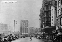 Birmingham, New Street c1951