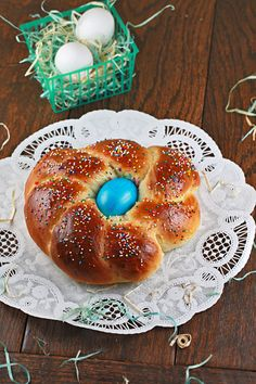 delicious italian easter bread just like my grandmother used to make!!