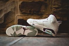 "Nike Air Jordan 6 Retro ""Maroon"" (Detailed Pictures) - EU Kicks: Sneaker Magazine"