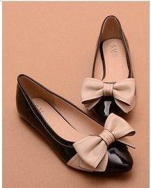 Aliexpress.com : Buy Wholesale shoes!Free shipping flat shoes women 2013 fashion plus size 43 sequins bowknot dress shoes ,sexy gold wedding...