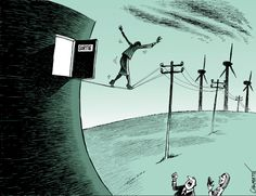 Energiewende kollidiert mit dem Naturschutz