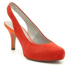 €89.95 Drum Major Orange Suede shoes @Clarks Shoes