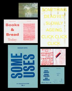 """thisiscatalogue: """" Nice idea and ethos from Common Books. A publisher / printing press based un the UK specialising in publishing works from South America. """""""