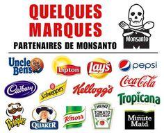 Francia se une al boicot de los productos alimenticios de Monsanto. ¿Sabes…