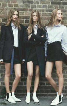 Zara AW13 Campaign - We ♥ it at PURE Spa!