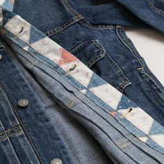 More added detail features for jackets   Visvim