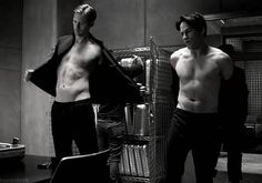 True Blood (Eric & Bill)