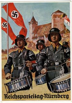 Philasearch.com - Third Reich Propaganda, Events and Party Rallies, Party Rally 1936