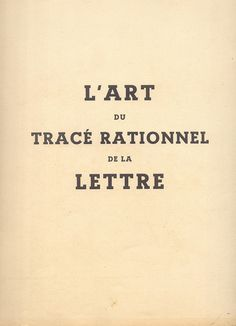 Typeography - dutracé p01 by pilllpat (agence eureka), via Flickr