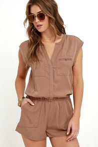 Casual V Neck Pure Colour Sleeveless Jumpsuits – ebuytide stylish jumpsuit jumpsuit casual jumpsuit summer jumpsuitoutfit jumpsuitsummer jumpsuitelegant jumpsuitwork 642255596840714182 Jumpsuit Casual, Jumpsuit Outfit, White Jumpsuit, Floral Jumpsuit, Black Romper, Overall Shorts, Look Con Short, Playsuits, Ted Baker