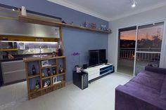 Mostre sua casa: 29 salas de estar de leitores | CASA.COM.BR