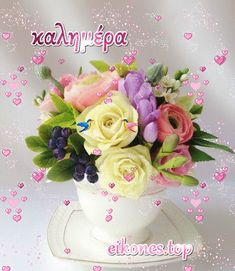 Beautiful Roses, Mom And Dad, Good Morning, Birthday Cake, Food, Quotes, Cats, Spring, Buen Dia