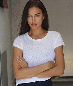 Irina Shayk #irinashayk #beauty #gorgeous #eyes #naturalbeauty #hair #skin #loveluxury