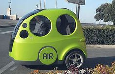 AirPod is powered by compressed air, one more step to save the planet: http://bit.ly/1n4DjHH