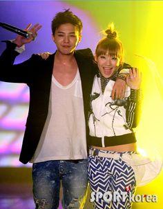GD & CL #Skydragon