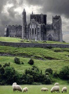 Rock of Cashel , Ireland