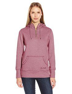 Carhartt Women's Clarksburg Quarter Zip Sweatshirt ** READ MORE @ http://www.cjbless.com/clothing/carhartt-womens-clarksburg-quarter-zip-sweatshirt/?a=6051